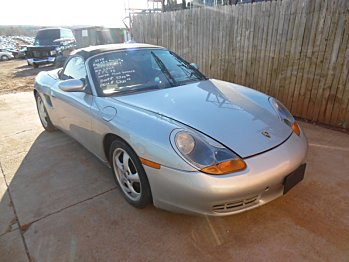 1998 Porsche Boxster for sale 100291770